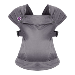 Izmi Baby Carrier / Cotton / Mid Grey
