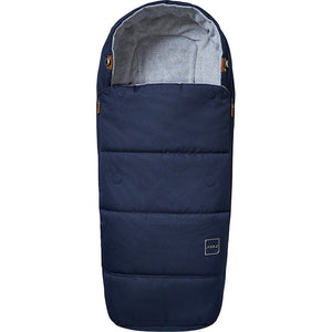 Uni2 Earth Footmuff - Parrot Blue