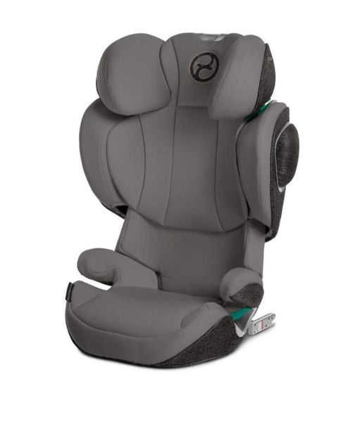 Cybex SOLUTION X Grey Rabbit Car Seat
