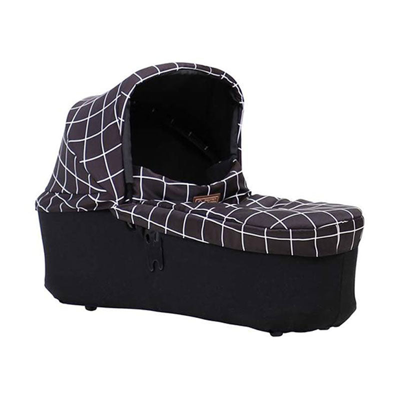 Mountain Buggy Duet Carrycot Plus - Grid