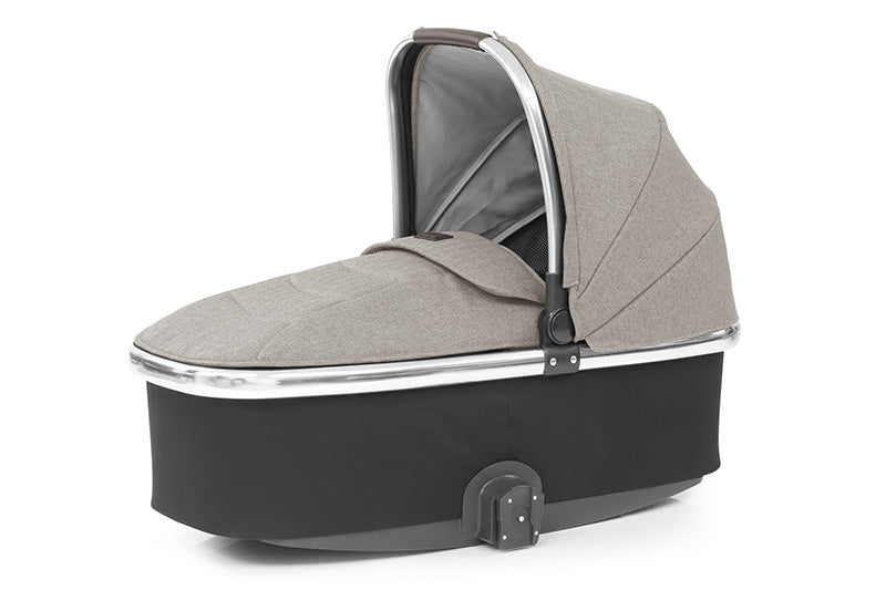 Oyster3 Carrycot Pebble (Mirror)