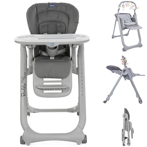 Chicco New Polly Magic Relax Graphite