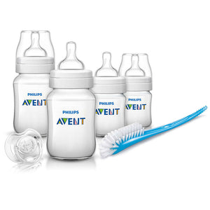 AVENT NATURAL NEWBORN STARTER SET