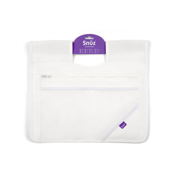 SnuzPod3 Storage Pocket - White