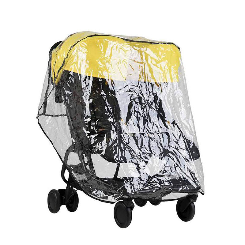 Mountian Buggy nano duo storm cover