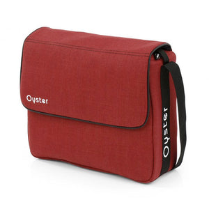 Oyster Changing Bag - Tango Red