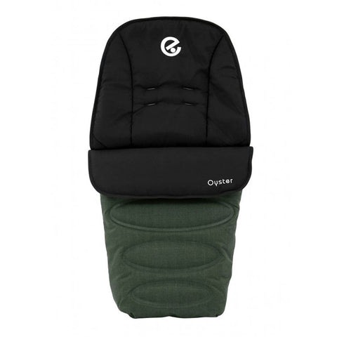 Oyster Footmuff - Olive Green