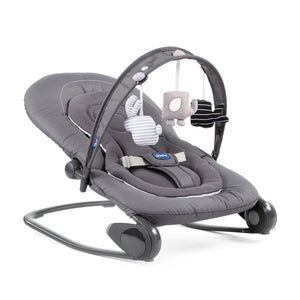 CHICCO Hoopla Bouncer-Moon Grey