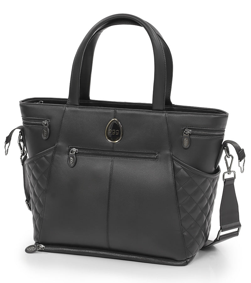 EGG Changing Bag - Just Black