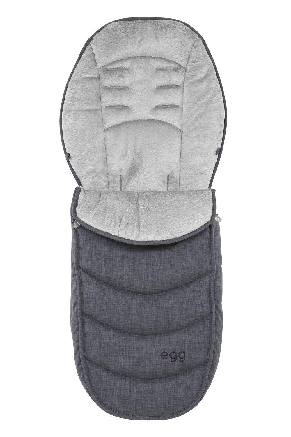 EGG Footmuff Quantum Grey