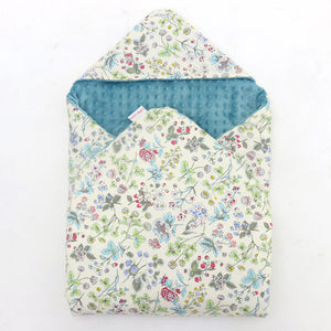 Little Love Car Seat Blanket wildflower