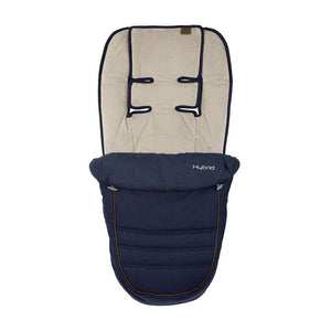 Hybrid Footmuff Simply Navy