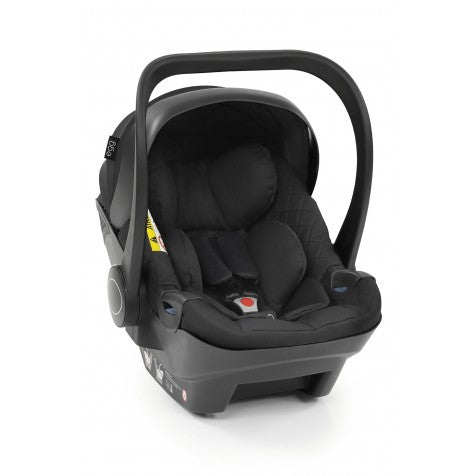 EGG Shell i-size Car Seat JUST BLACK