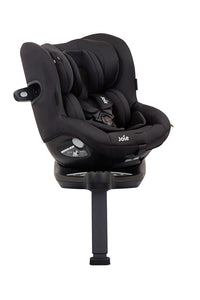 Joie i-Spin 360 iSize ISOFIX Group 0+/1 Car Seat - Coal