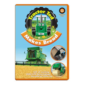 tractor ted makes bread DVD