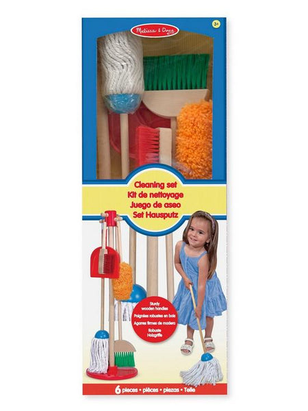 Melissa & Doug Lets Play House Cleaning Set