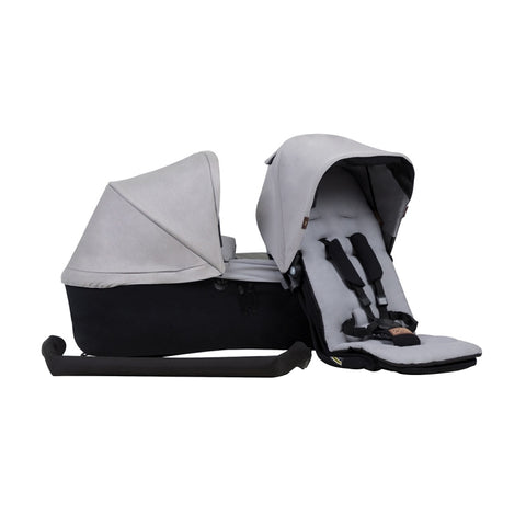 Mountain Buggy Duet Family pack - Silver