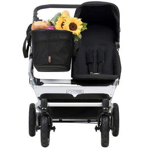 Mountain Buggy Duet Single Buggy - Black