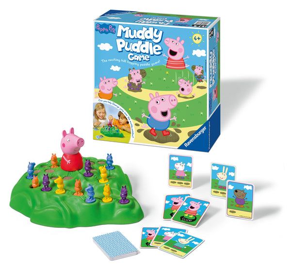 Muddy Puddle Peppa Game
