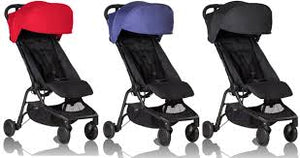Mountain Buggy Nano - Ruby Red
