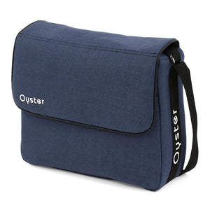 Oyster Changing Bag - Oxford Blue