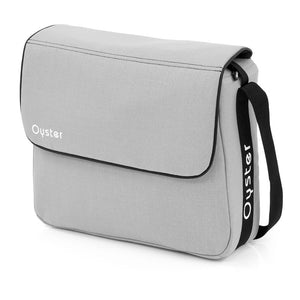 Oyster Changing Bag - Pure Silver