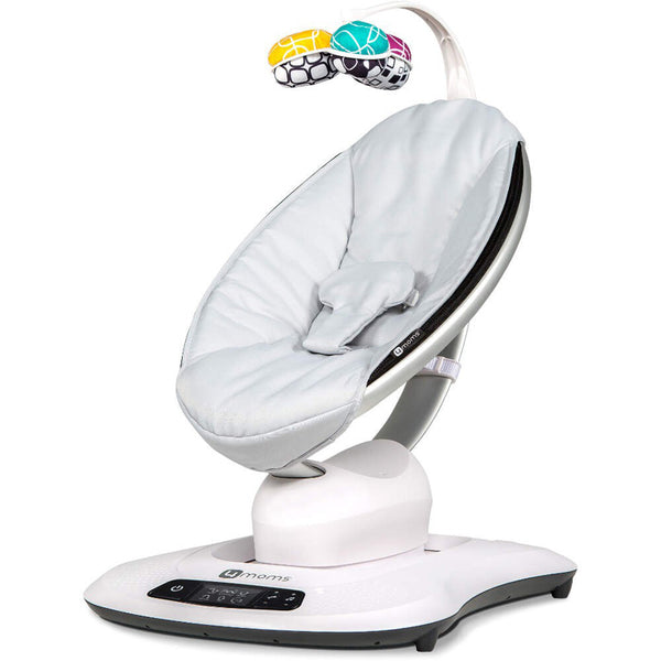 MamaRoo 4.0 Rocker/Bouncer Classic Grey