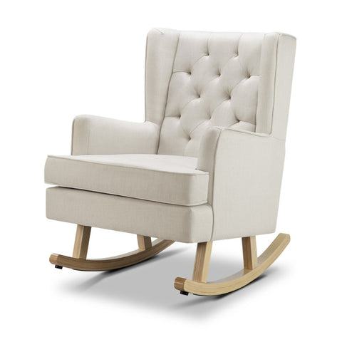 Babylo Soothe Easy Chair & Rocker-Natural
