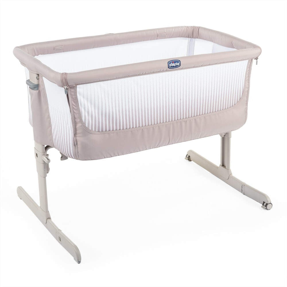 Chicco Next2Me Air- Dark Beige