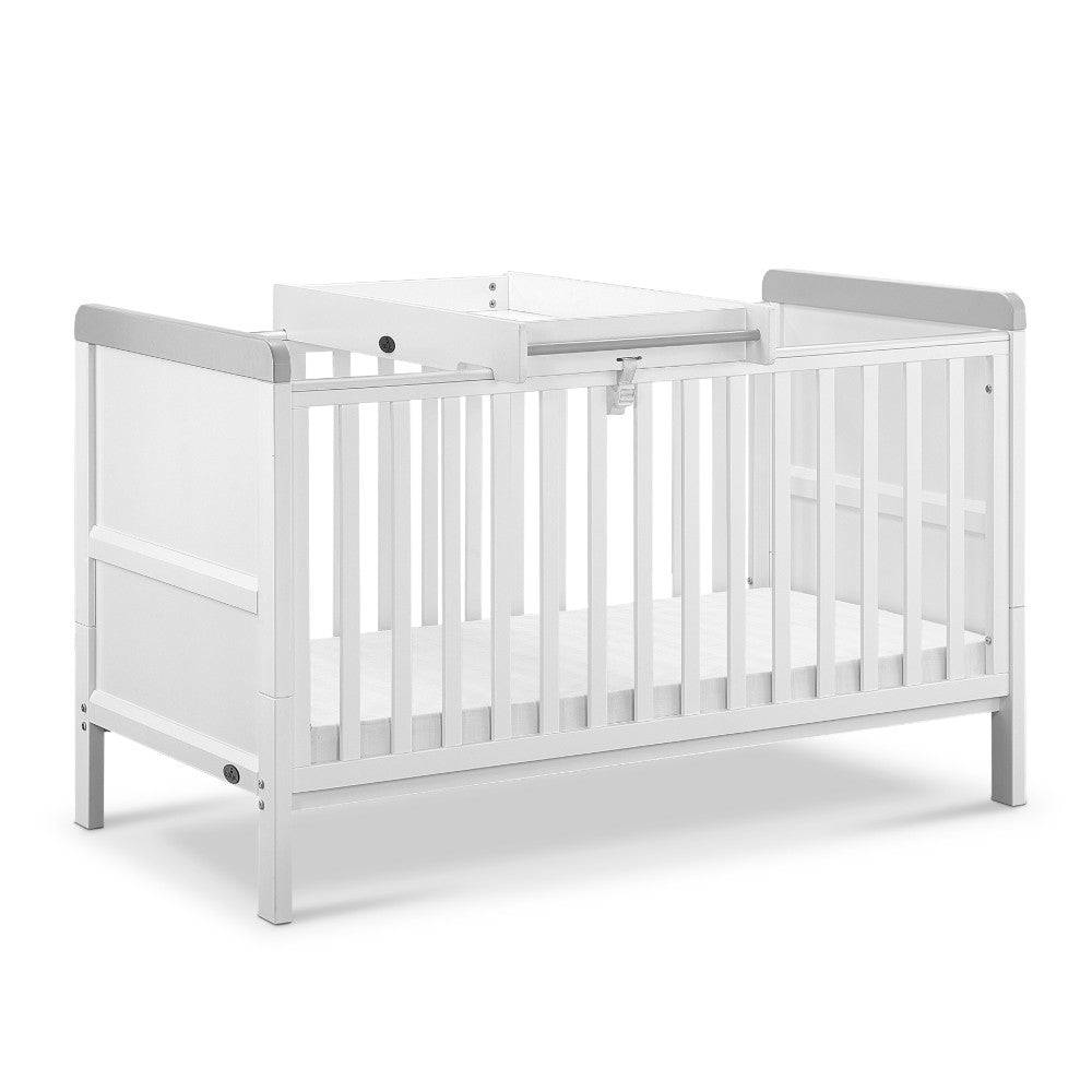 Babylo Sophia Cotbed & Cot Top Changer
