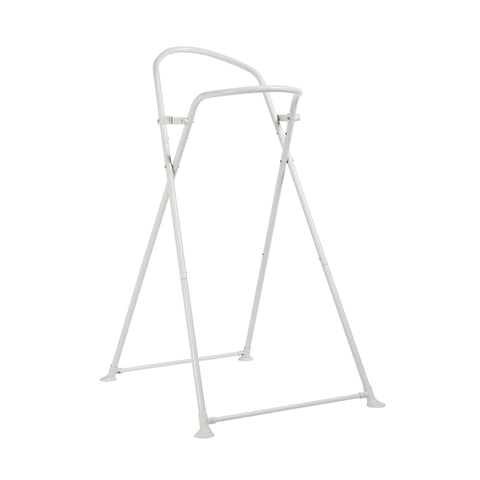 New Shnuggle Folding Bath Stand - White