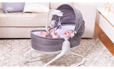 Tiny Love 3-in-1 Cozy Rocker Napper