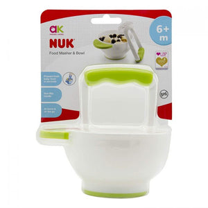 NUK Food Masher & Bowl