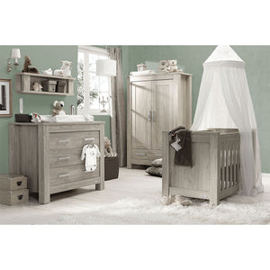 Bordeux ASH 3 piece Nursery Room Set