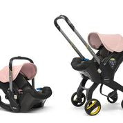 DOONA+INFANT CAR SEAT BLUSH PINK
