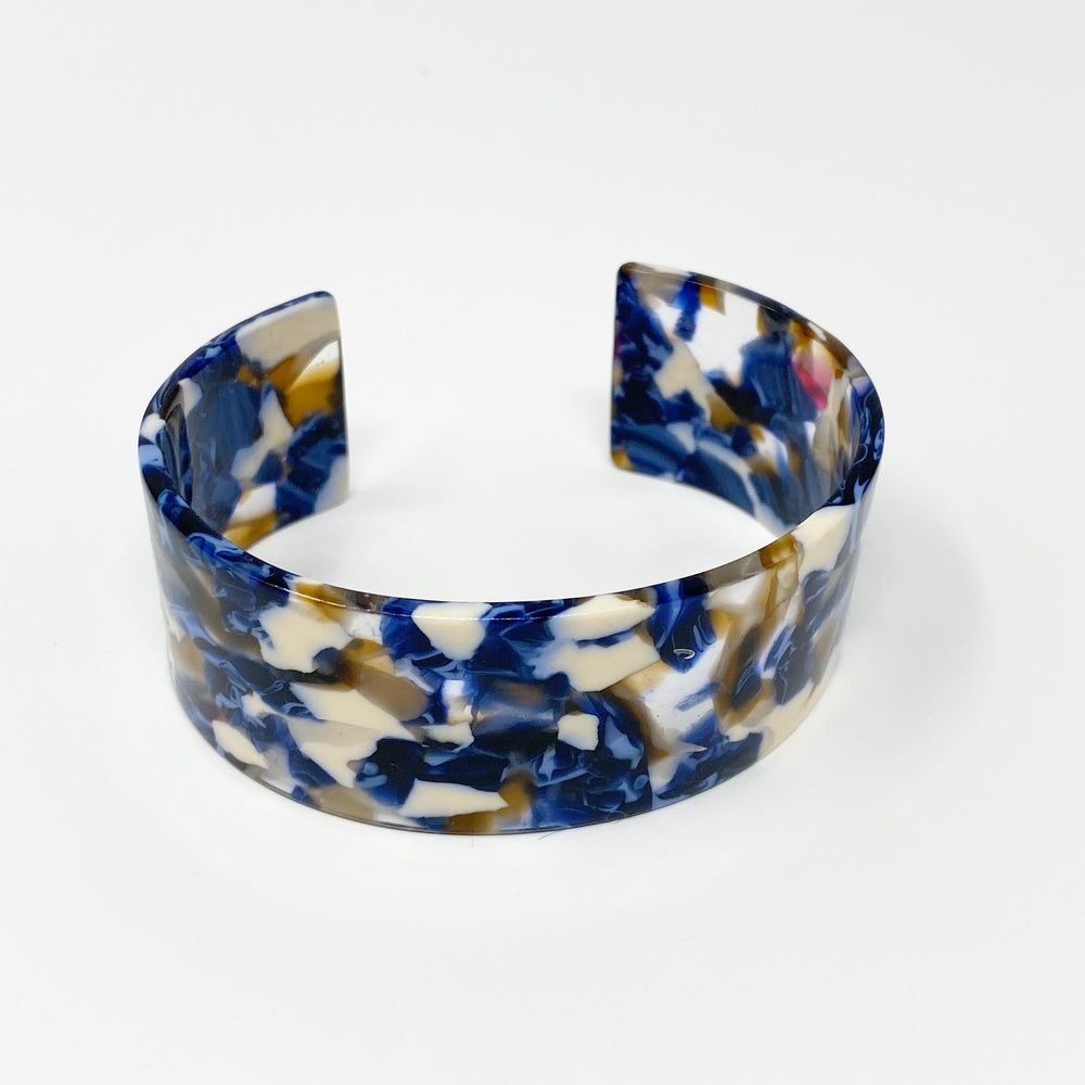 Large Cuff in Blue