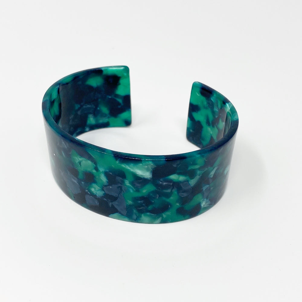 Large Cuff in Green