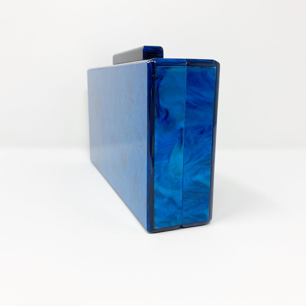Acrylic Party Box in Blue