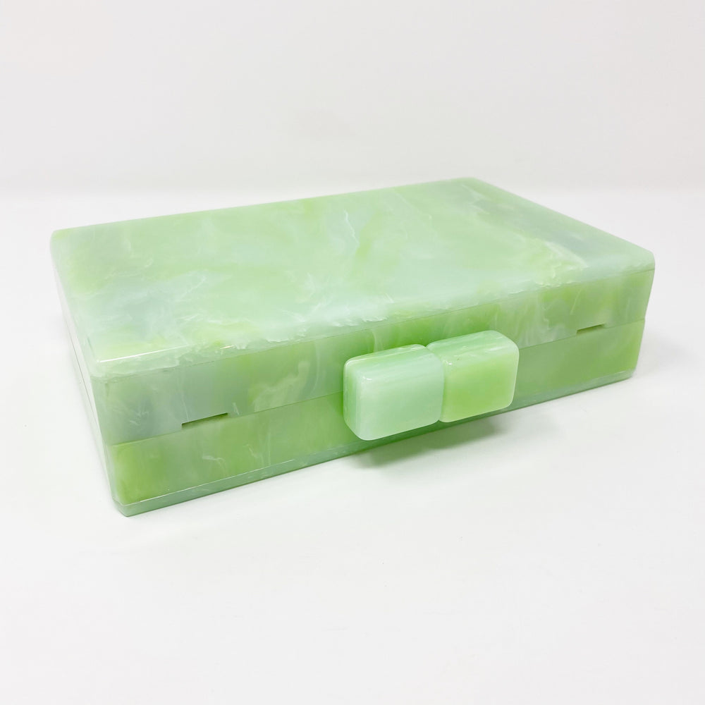 Acrylic Party Box in Pistachio