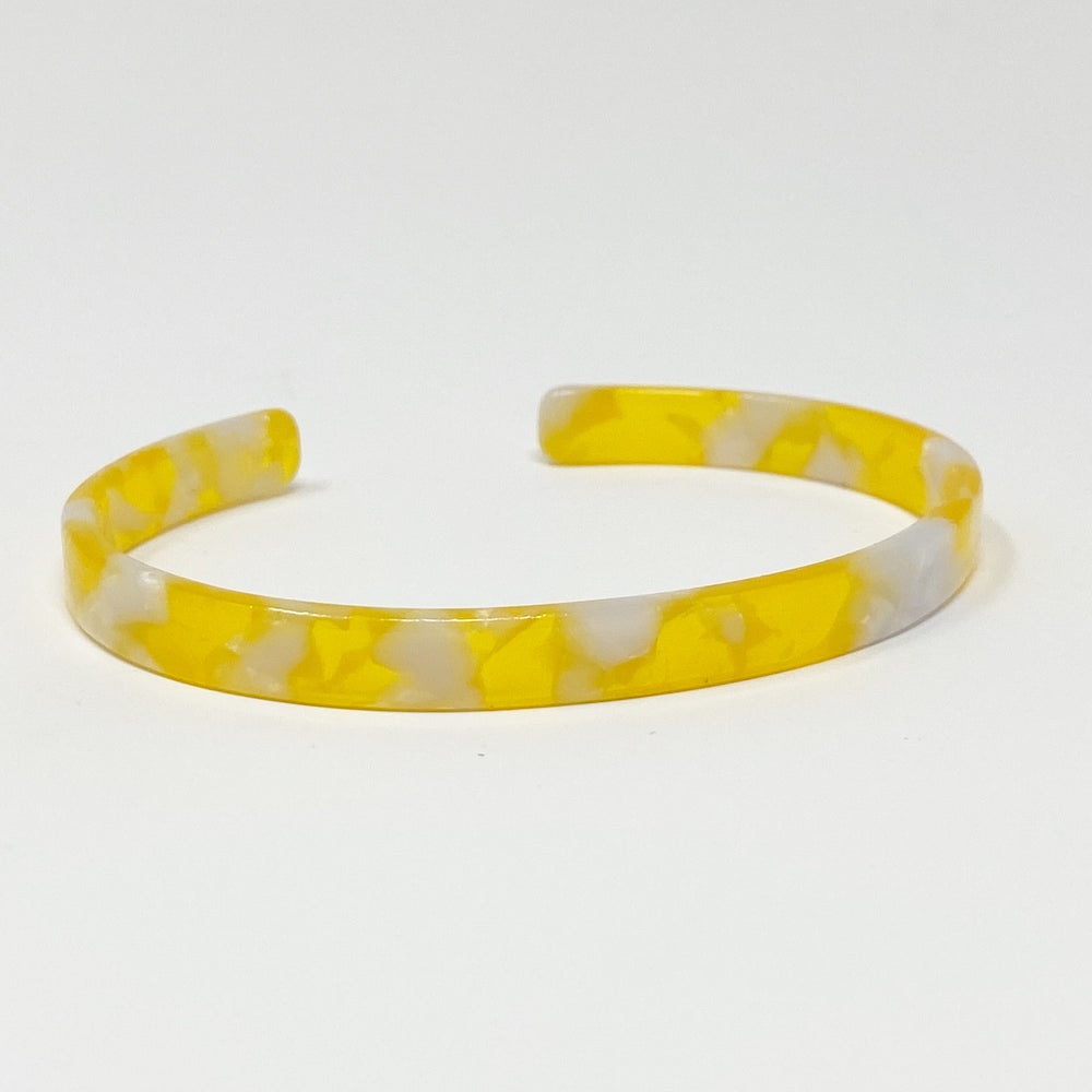 Skinny Cuff in Yellow