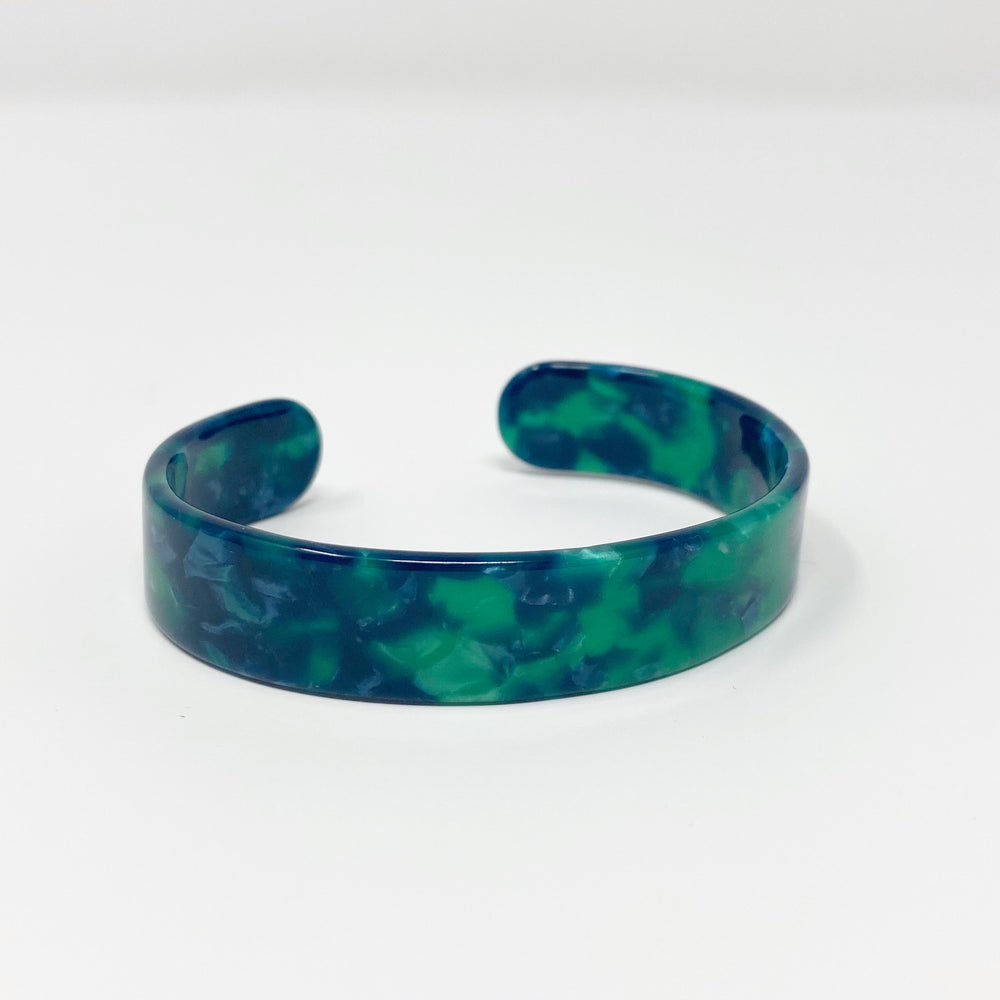 Medium Cuff in Green