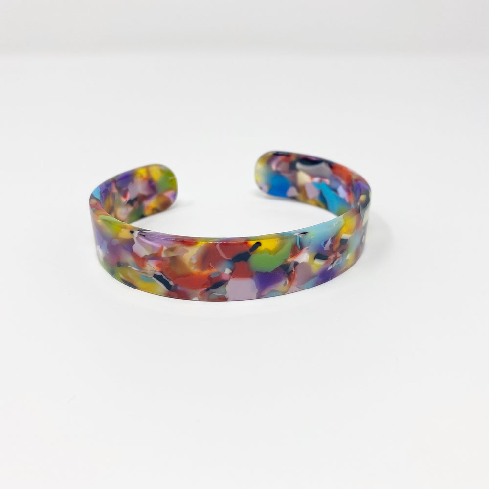 Medium Cuff in Multicolor
