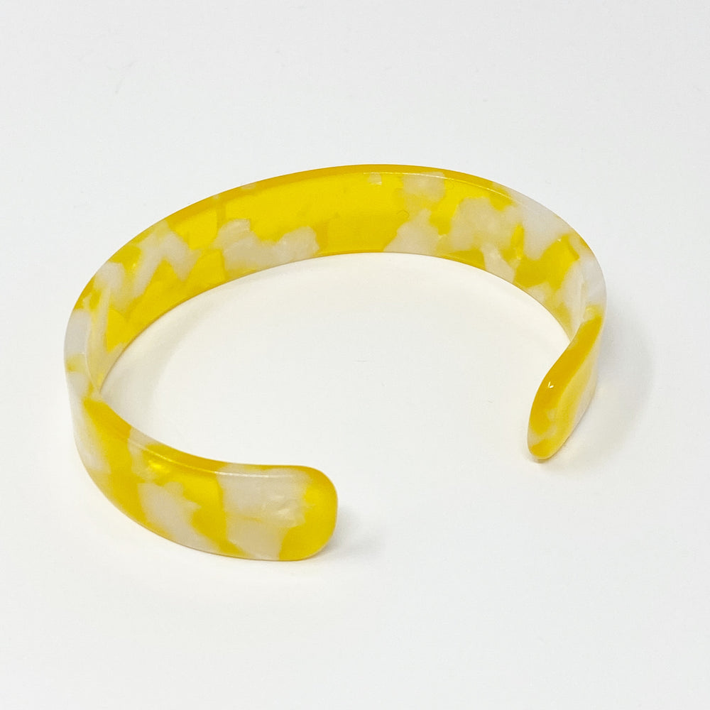 Medium Cuff in Yellow