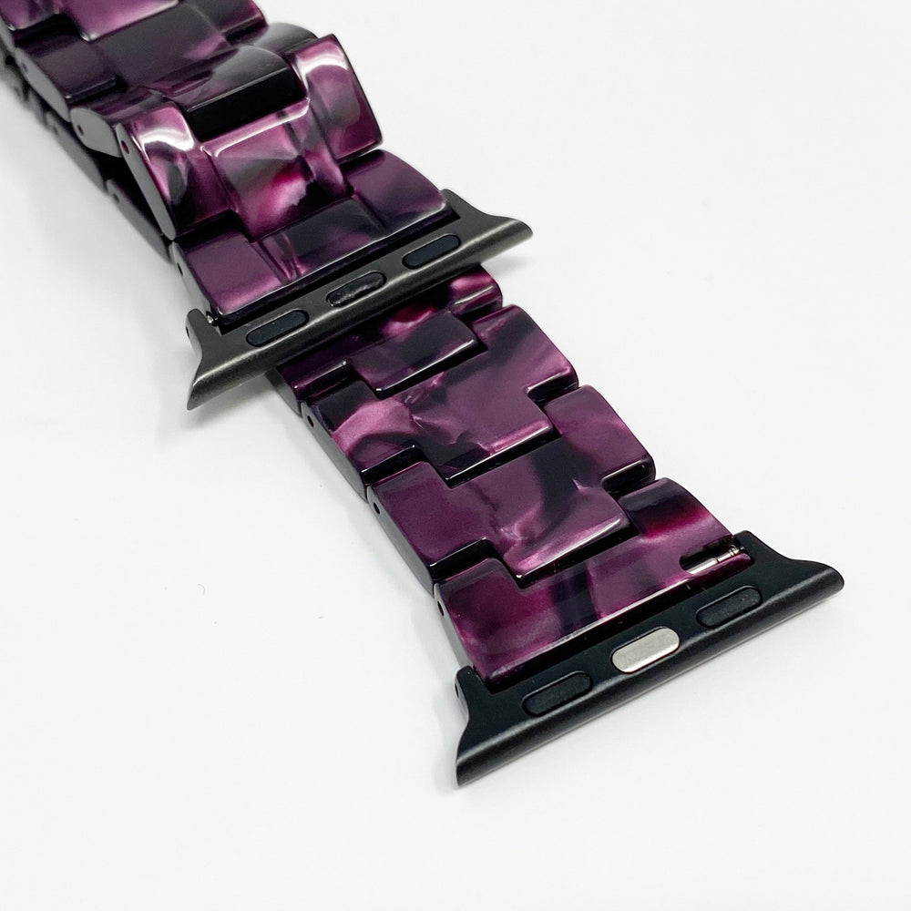 Apple Watch Band in Dark Purple