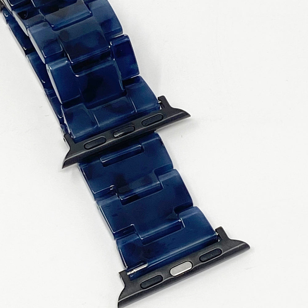 Apple Watch Band in Navy Blue
