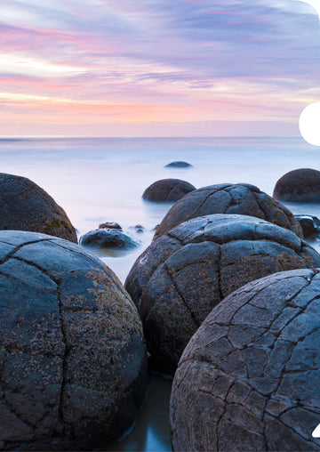 Moeraki Boulders Document Cover