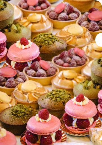 French Pastries Document Cover