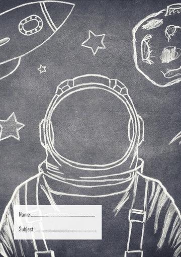 Astronaut School Book Cover