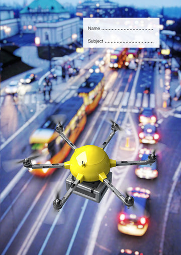 Drone School Book Cover