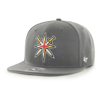 '47 Brand Men's Vegas Golden Knights Charcoal No shot